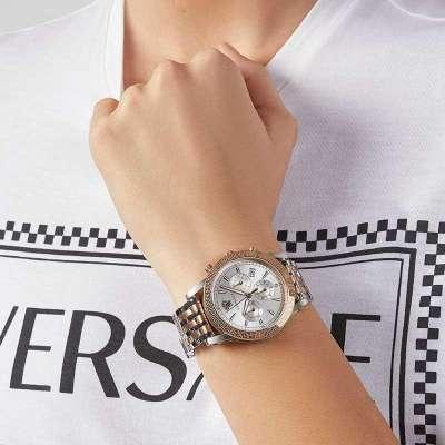 Versace VRSCVELT00319 Bayan Kol Saati - Thumbnail